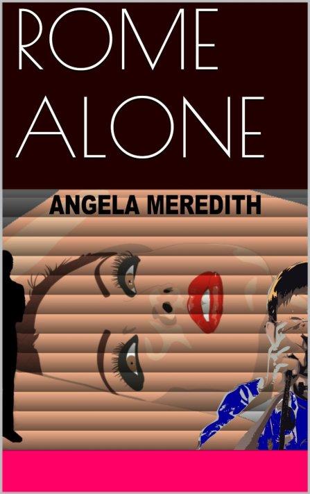 Rome Alone Kindle book cover