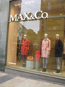 Max & Co coats