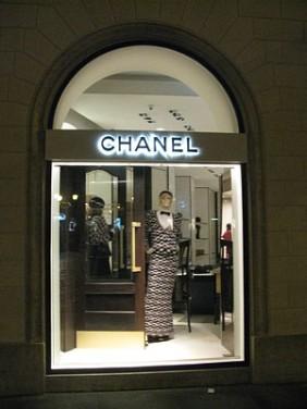 Chanel, Piazza di Spagna