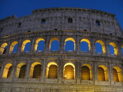 Colosseum dusk sized