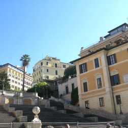 The Spanish Steps, Piazza di Spagna