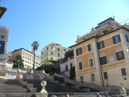 The Spanish Steps, Piazza di Spagna
