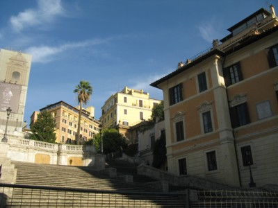 Keats-Shelley House at the Spanish Steps