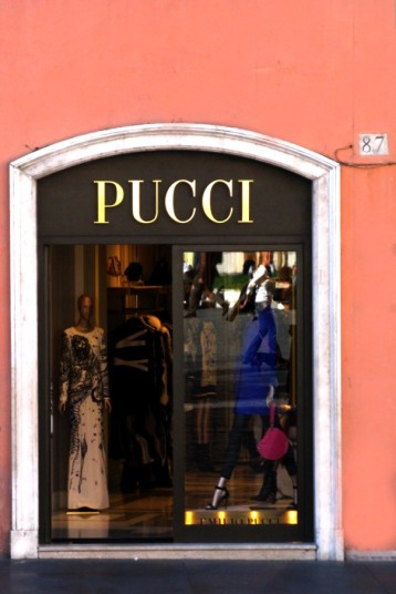 Pucci - Piazza di Spagna