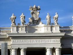 Commemorating Pope Alexander VII