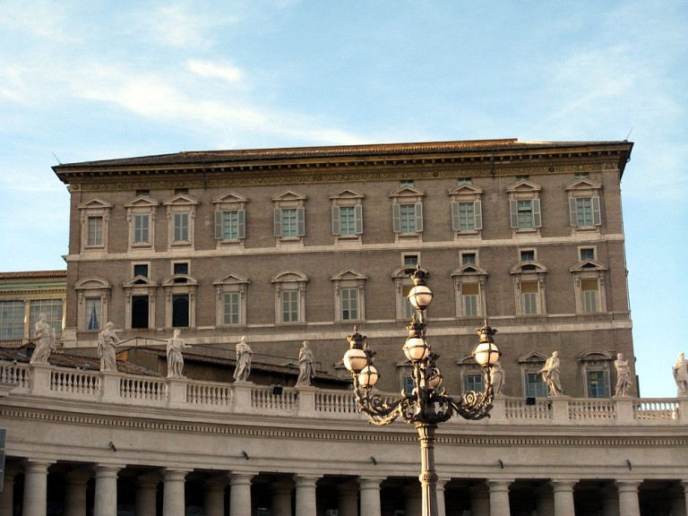 Pope's apartments