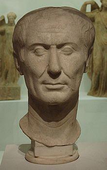 Tusculum portrait Julius Caesar