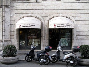 Vespas - perfect for popping to the shops