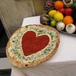 Antica Roma pizza