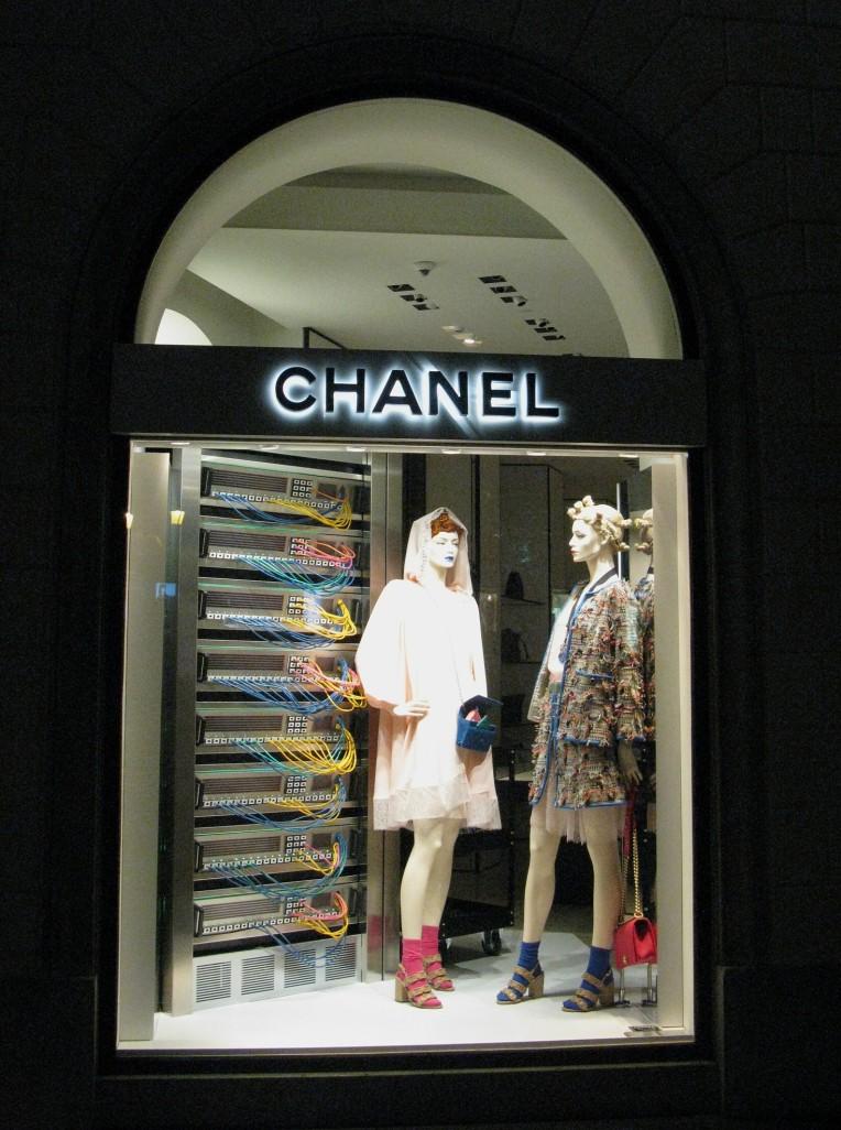 Chanel - Piazza di Spagna