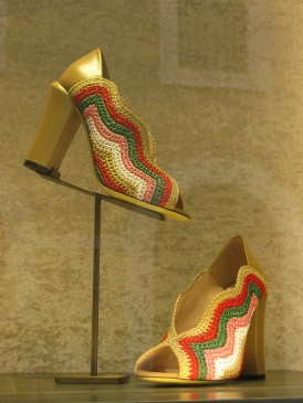 Fendi - perfect in every detail, except they are not on my feet