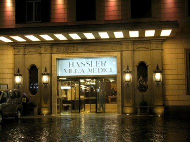 Hassler Villa Medici Hotel