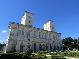 Villa Medici, Borghese Gardens