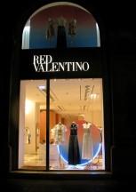 Red Valentino on the via del Babuino