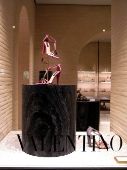 Valentino - strappy high heels because you're worth it