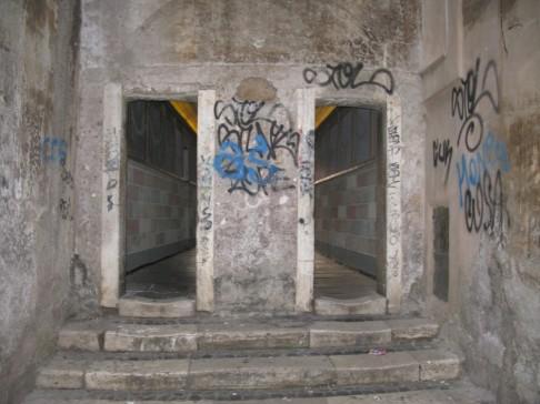 Entrance from Corso Vittorio Emanuele