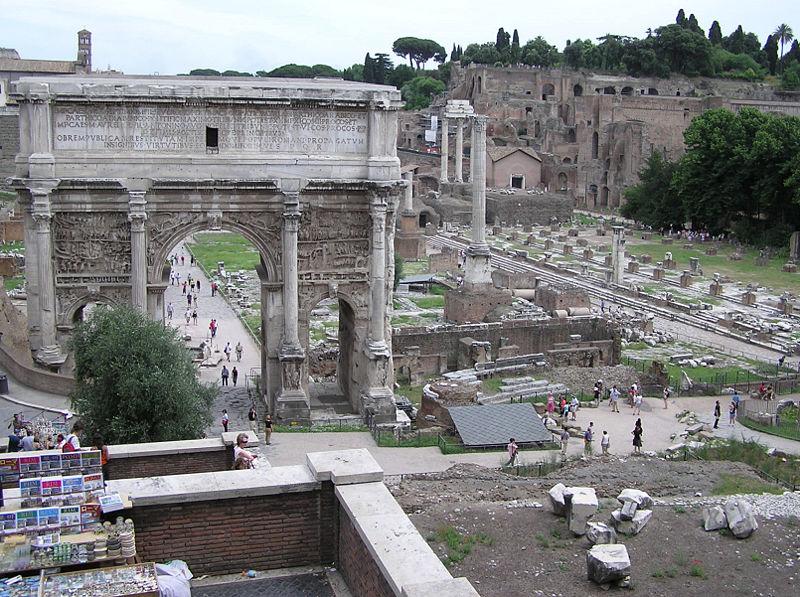 800px-Roman.forum.&.arch.of.septimius.rome.arp