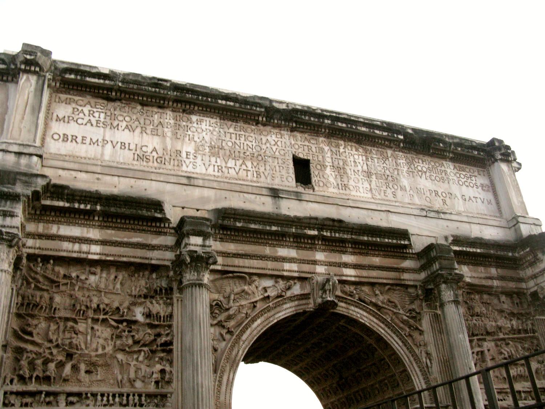 Severus Arch 3