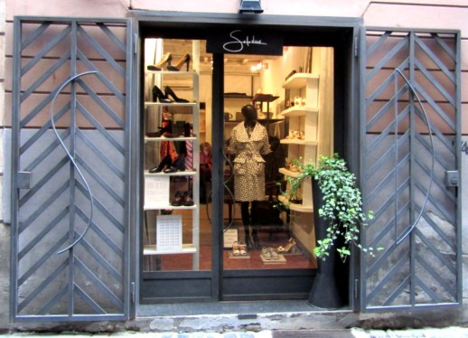 Independent boutique