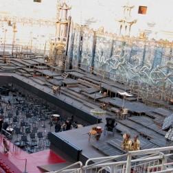 Arena di Verona before Turandot