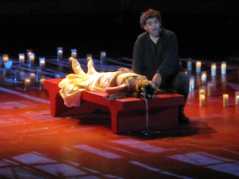 Romeo and Juliet, Arena di Verona