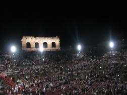 Arena di Verona (Image A. Meredith 2016)
