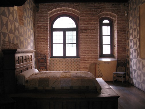 Bed from the Zeffirelli film