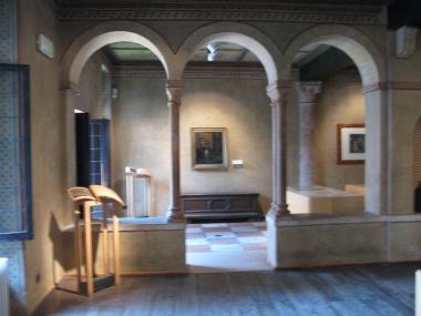 Interior, Casa di Giulietta