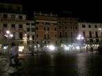 Piazza Bra at night