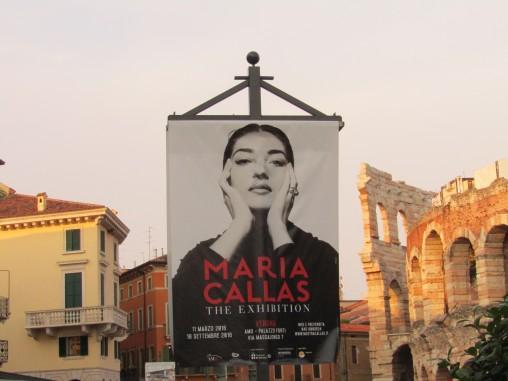 Maria Callas poster