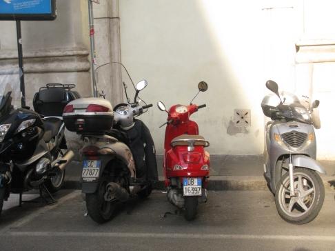 Vespa, Verona