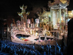 Turandot set 2014