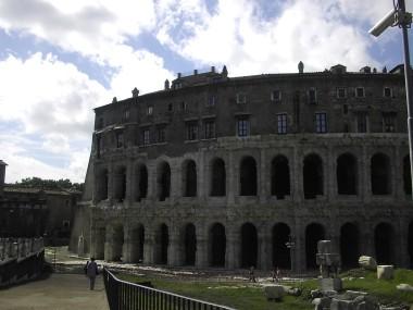 Teatro Marcello, Rome