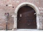 Romeo's door