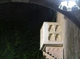 Juliet's balcony