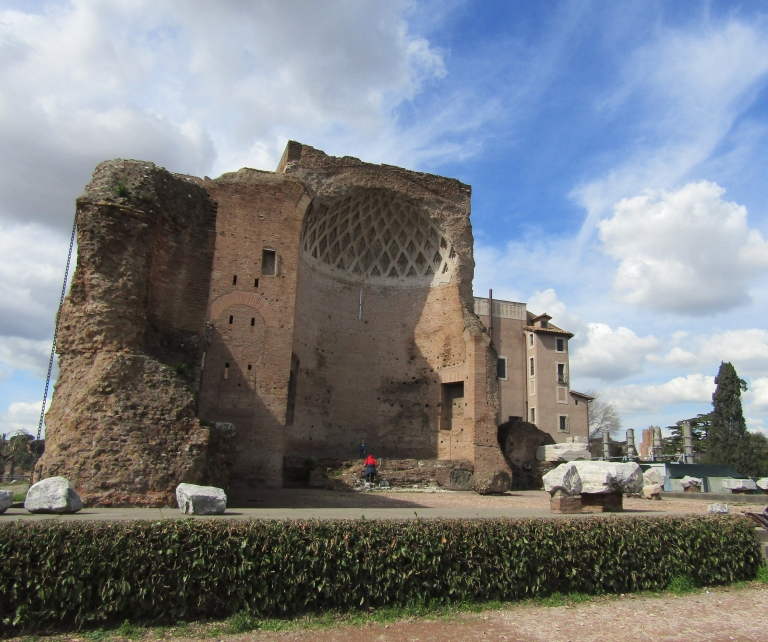 Temple of Venus, Roman Forum