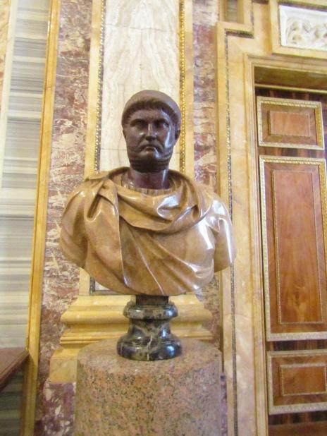 Emperor Nero, Borghese Museum
