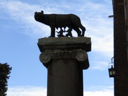 Capitoline Hill, Romulus and Remus