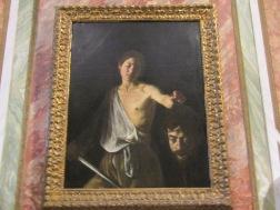 Caravaggio: David with the Head of Goliath