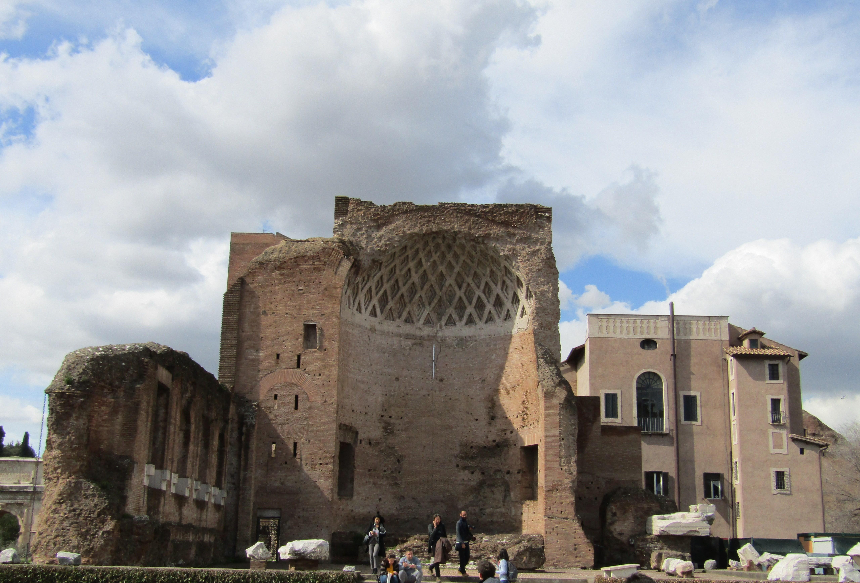 Temple of Venus, Roman Forum