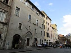 Jewish Quarter, Rome