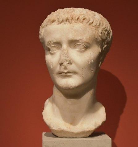 Emperor Tiberius, Altes Museum, Berlin