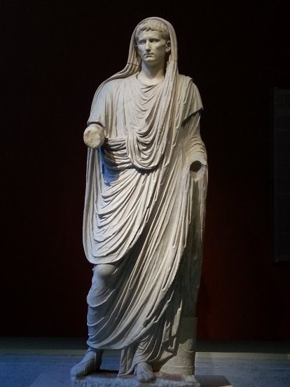 Octavian, who became Emperor Augustus