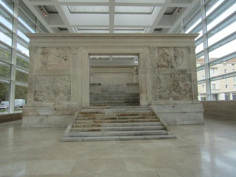 Ara Pacis Augustae, Rome