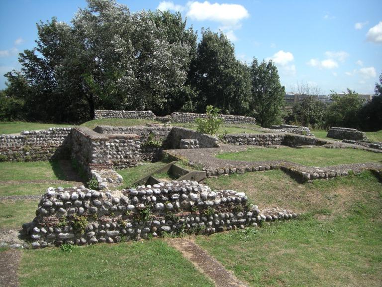 Richborough_Roman_Fort