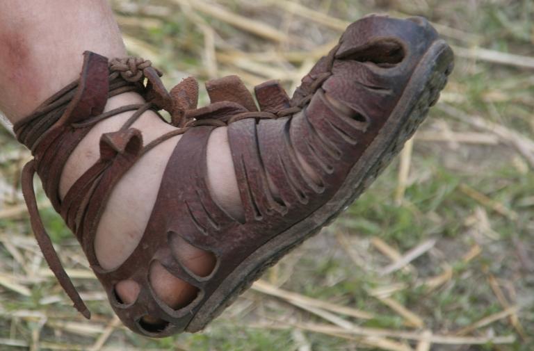 Caligae boot (Image Wikipedia)
