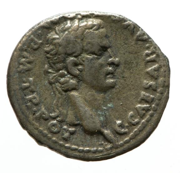 Denarius of Caligula