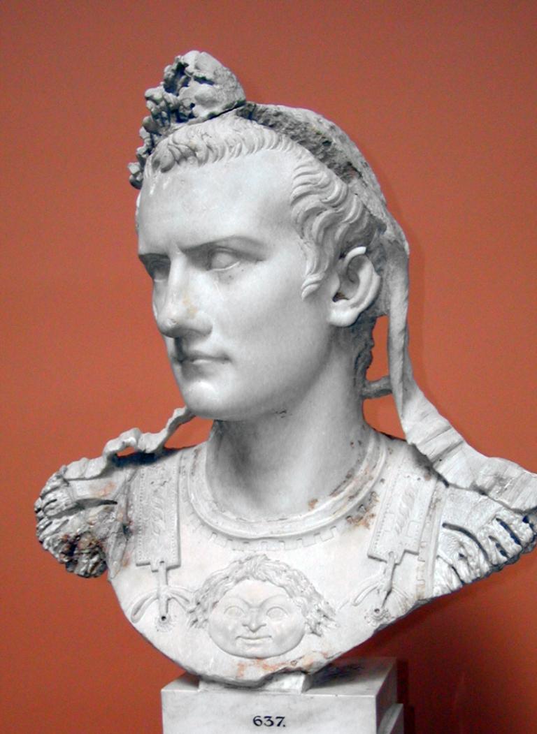 Caligula (image Wikipedia)