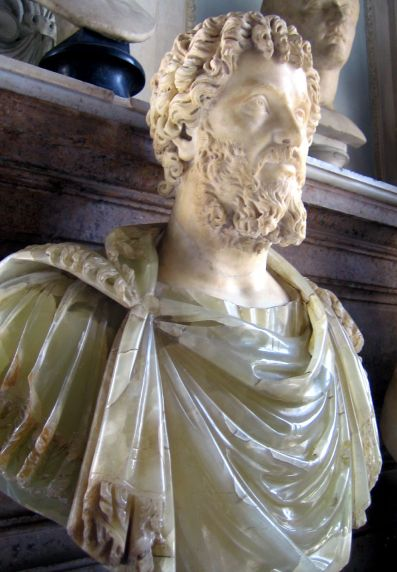 Septimius Severus, Capitoline Museum, Rome (Image Wikipedia)