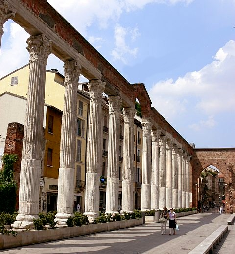 BasicSan Lorenzo, Milan